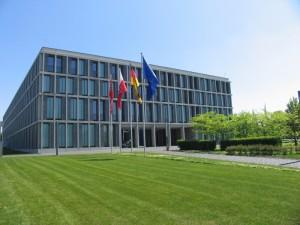 Dienstsitz des BAG in Erfurt. Bild: BAG