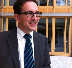 Florian Swyter, BDA