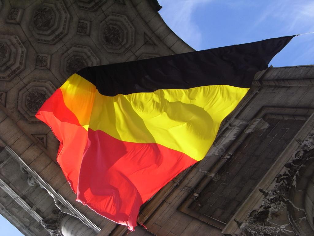 Brüssel, Triumphbogen