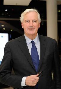 Michel Barnier, Europäische Kommission Copyright Maleki Group, Jochen Müller