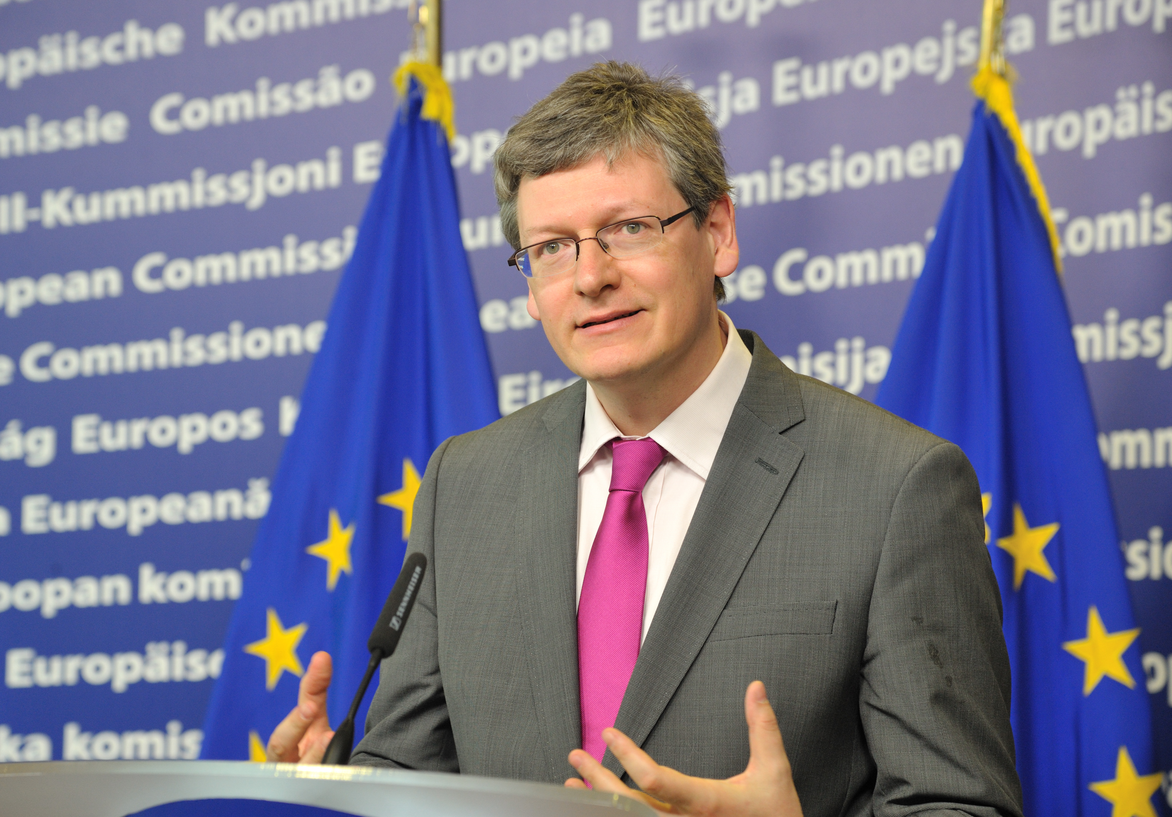 Lázló Andor Foto: Europäische Kommission/Union