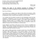 EIOPA Letter 16.06.2014