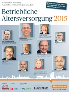 bAV Eurofurm HB-Tagung 2015 Flyer
