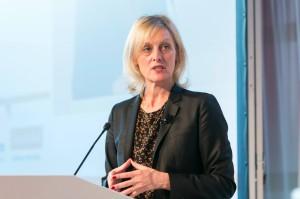 Monika Queisser, OECD Foto: EUROFORUM / Dietmar Gust