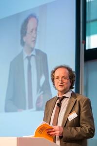 Peter Goergen, BMAS, hier auf der Handelsblatt-bAV-Tagung 2015 Foto: EUROFORUM / Dietmar Gust