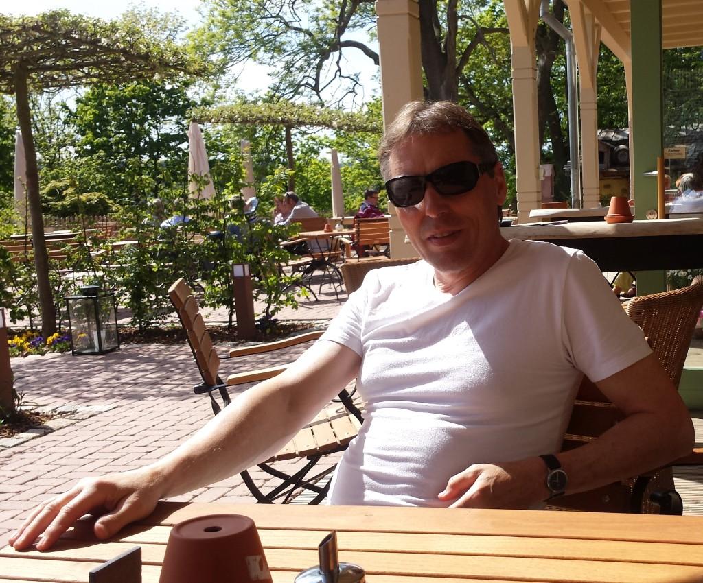 LbAV-Autor Detlef Pohl im Mai 2015 in Berlin.