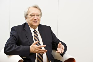 Peter Hadasch, Personalvorstand der Nestlé Deutschland.