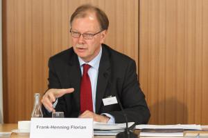 Frank-Henning Florian am 9. Juni 2015 in Berlin. Foto: GDV