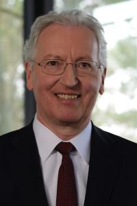 Reinhard Kunz. Vorstand der Alte Leipziger Lebensversicherung aG.