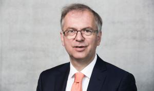 Professor Heribert Hirte, CDU MdB. Foto: Tobias Koch.