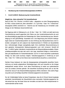 Die Stellungnahme der acht Spitzenverbaende zum Referentenentwurf der Reform der Investmentbesteuerung. Zum Download anklicken.