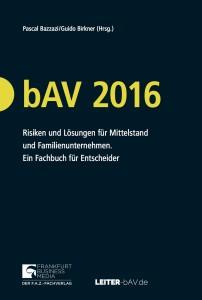 bAV 2016 Titelblatt FAZ