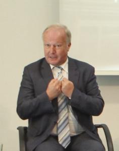 Peter Weiß auf der GDV-Podiumsdiskussion am 29. September in Berlin. Foto: GDV.