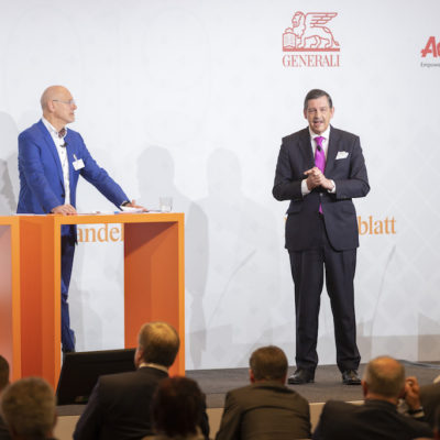 """20. Handelsblatt Jahrestagung """"Betriebliche Altersversorgung 2019"""""""
