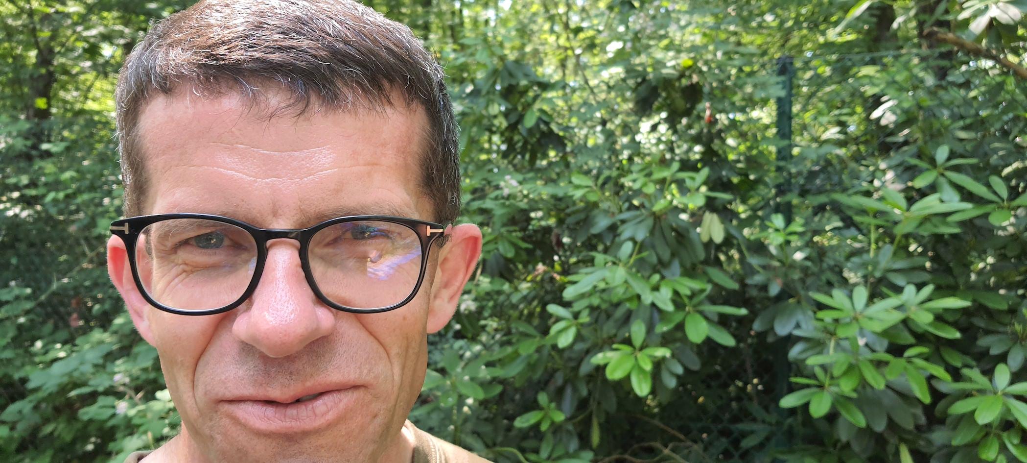 Metzlers Martin Thiesen, als Marathonläufer die Belastung gewohnt.